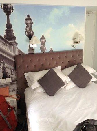 Hotel Ascot Opera: Room