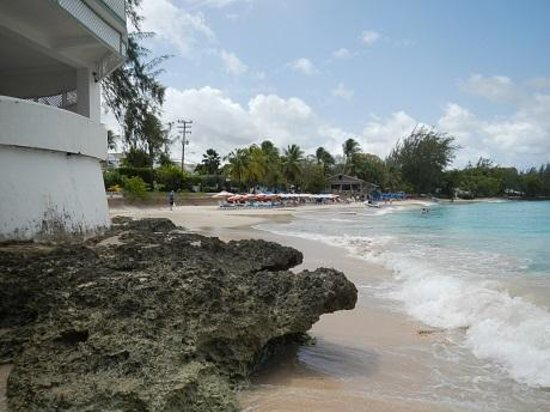 Mullins Beach: nice beach with drinks and snack abailable