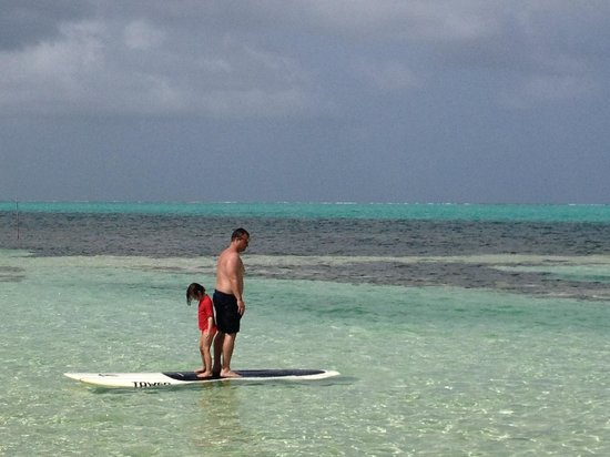 X'tan Ha Resort : Paddle boards