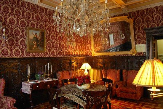 Castelo de Santa Catarina : Living room