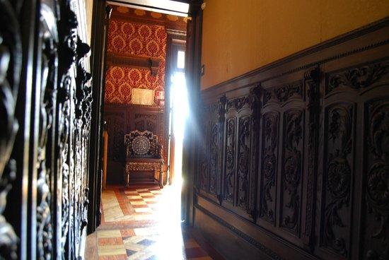 Castelo de Santa Catarina : Hall