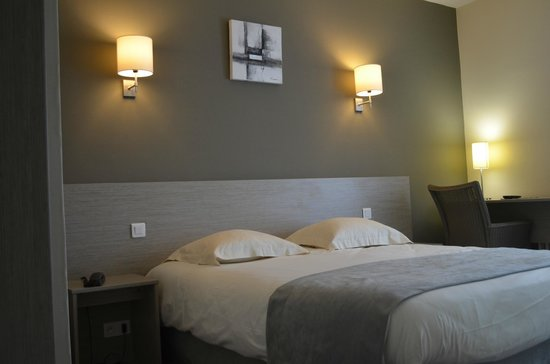 Park Hôtel : Chambre simple