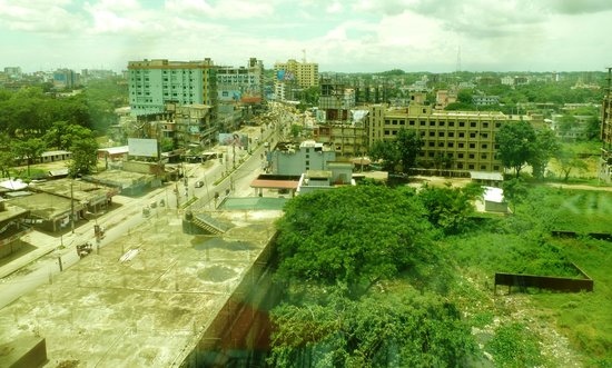 Rose View Hotel : Room with a view