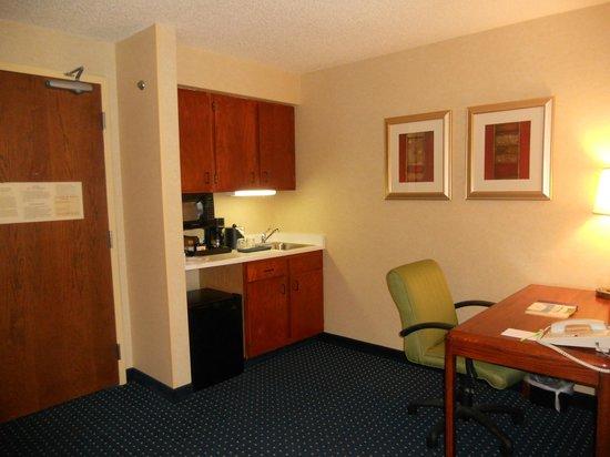 SpringHill Suites Boise ParkCenter: room 329