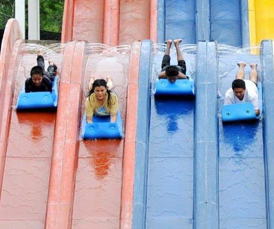 Melaka Wonderland: The Slides