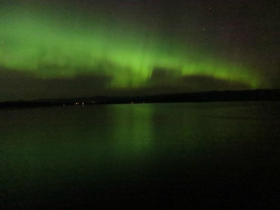 Seasons at Sandpoint: Northern Lights June 2013