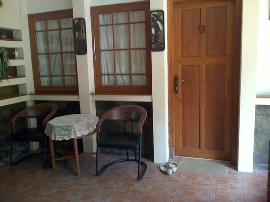 de' Tropis Guest House: my room