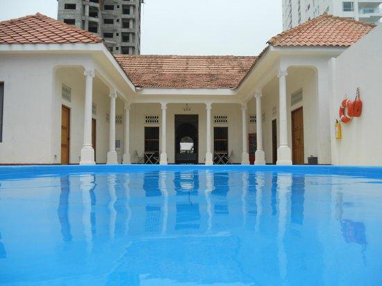 Casa Bustamante Hotel Boutique : Pool