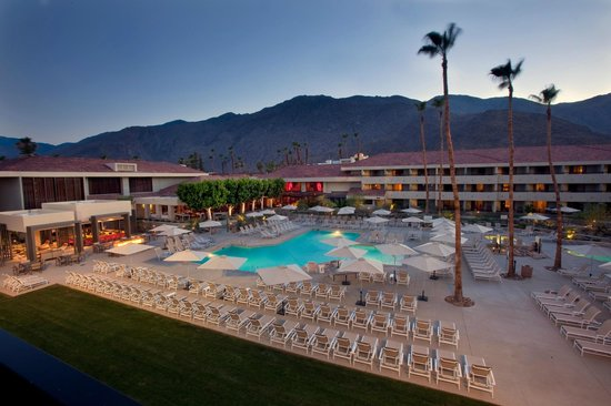 Hilton Palm Springs Photo