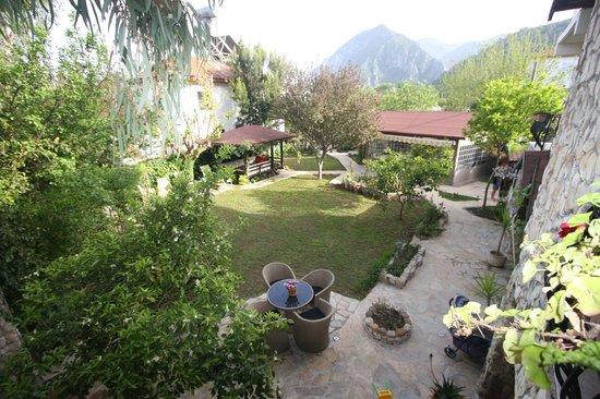 Hotel Villa Monte: Our garden, HVM Cirali