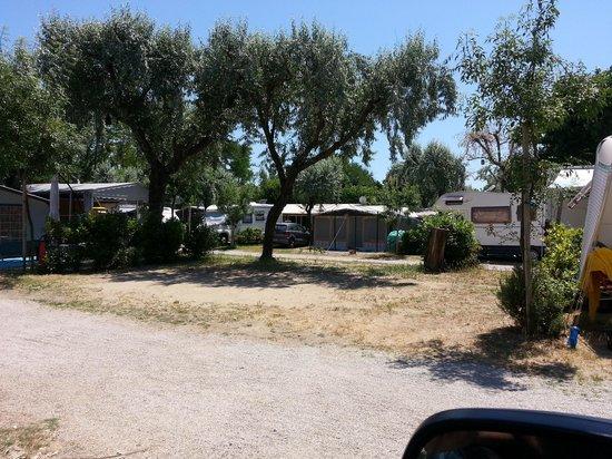 Happy Camping Village: piazzola Small
