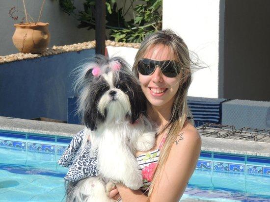 MARINA Vip Club Resort & spa: Minha cachorrinha