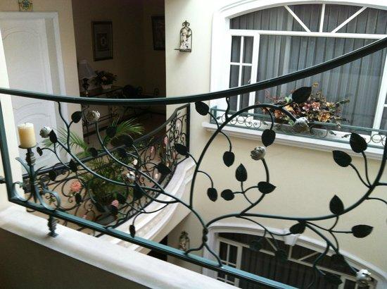 Eugenia Hotel: Area comum