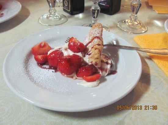Hotel Casa Yvorio: десерты неописуемо вкусны