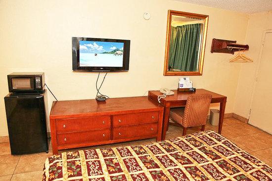 Knights Inn Orlando: Room Amenities