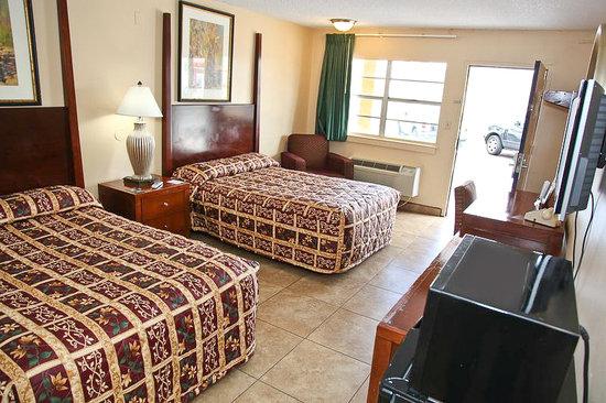 Knights Inn Orlando: Dbl Tile Room