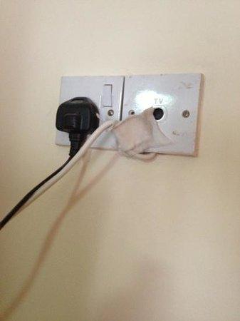 Twickenham Guest House: ?safe??
