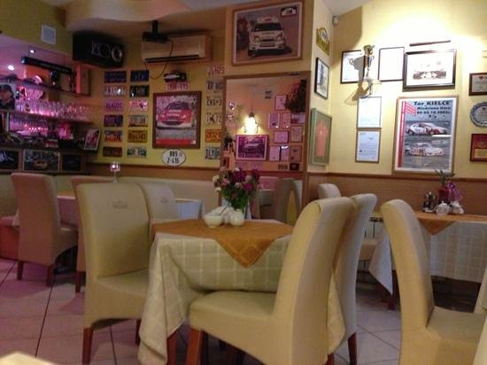 Monte-Carlo Restaurant : nice homely atmosphere and excellent food !!!!