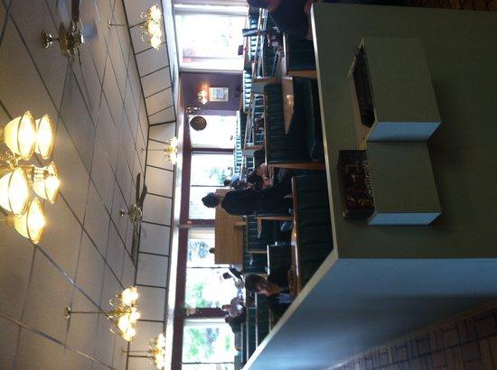 Settlers Restaurant: Dinning area
