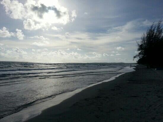 Footprints Rooms: Beach