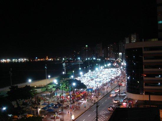 Meireles Beach: feira de artesanato, meireles, av. beira mar