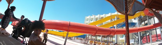 Montillon Grand Horizon Beach Resort: hamada alexandria
