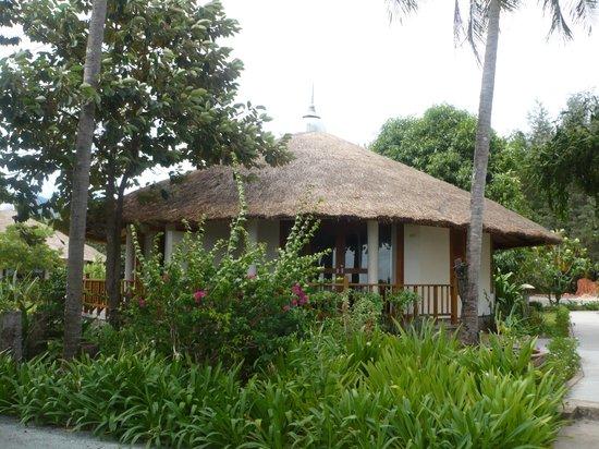 Nataya Roundhouse Coral Bay Resort : Bungalow Nataya