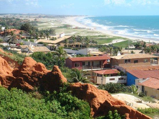 vista do mirante de Morro Branco - Picture of Morro Branco, Fortaleza - TripAdvisor