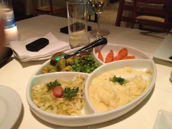 Zaza: Side dish