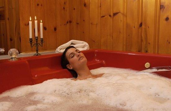 Chalets Chanteclair Villegiature-Resort : Relaxation