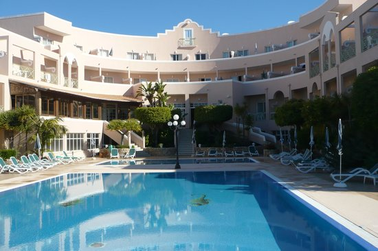 Hotel Belavista da Luz : Hotel