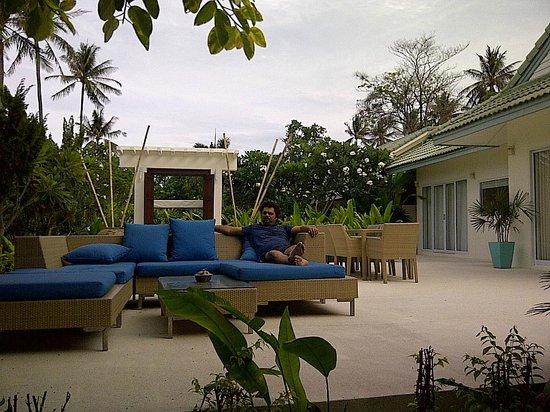 Shiva Samui: Me - relaxing!