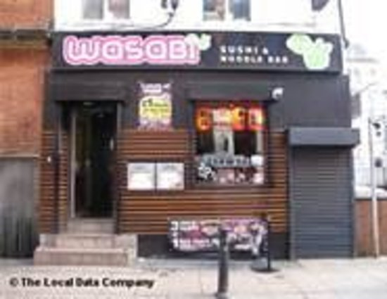 Wasabi Sushi and Noodle Bar: Wasabi sushi & noodle bar