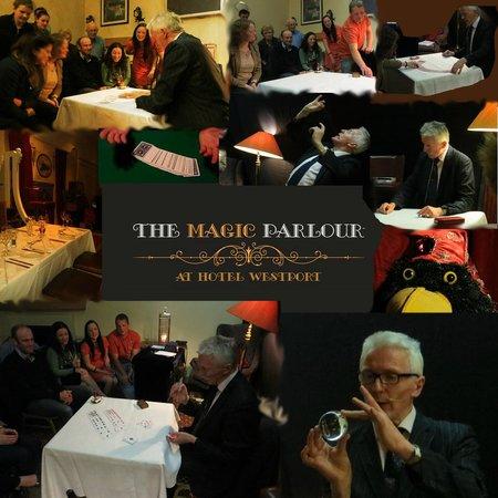 The Magic Parlour : Magic Parlour snaps