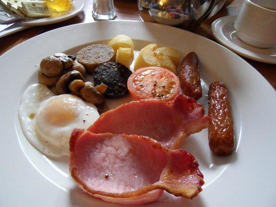 Blarney Castle Hotel: Hotel breakfast.