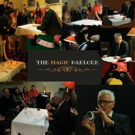 The Magic Parlour : TMP