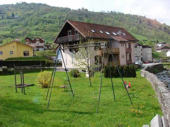 Residence du Chajoux