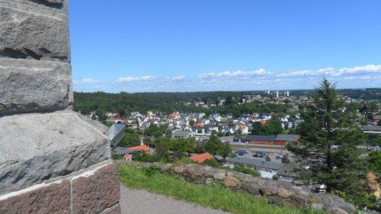 Castle Rock Tower: Beside view
