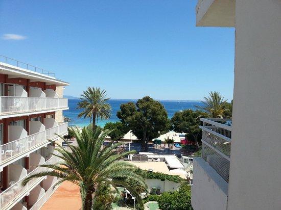 Hotel Tropico Playa: Our room was on 3rd floor