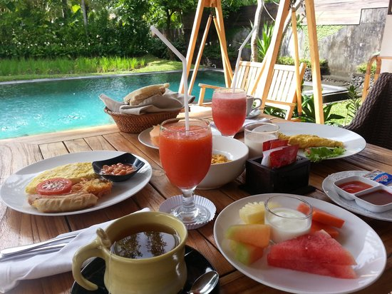 KajaNe Mua Private Villa & Mansion: Nice place, nice breakfast