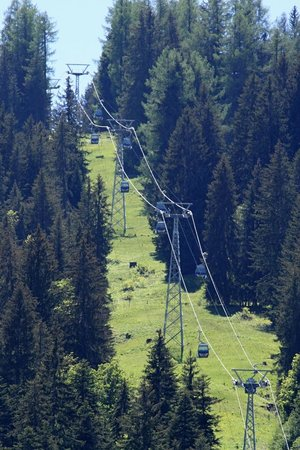 Skigebiet Betelberg: Gondelbahn Betelberg-Lenk-Stoss-Leiterli