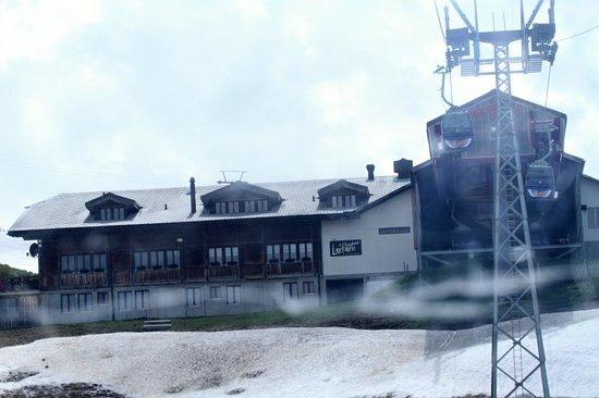 Skigebiet Betelberg: Berghotel Leiterli auf 1943 m.ü.M.