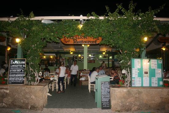 Papillon Restaurant : Papillon