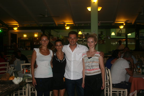 Papillon Restaurant : Staff that look after you