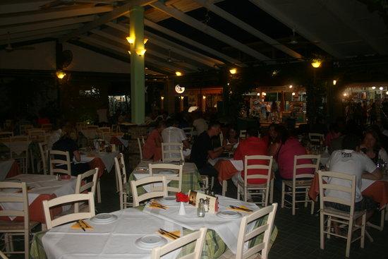 Papillon Restaurant : The Restaurant