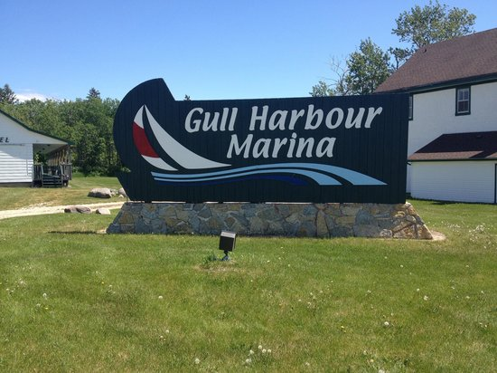 Gull Harbour Marina and Lighthouse Inn: Gull Harbour Marina