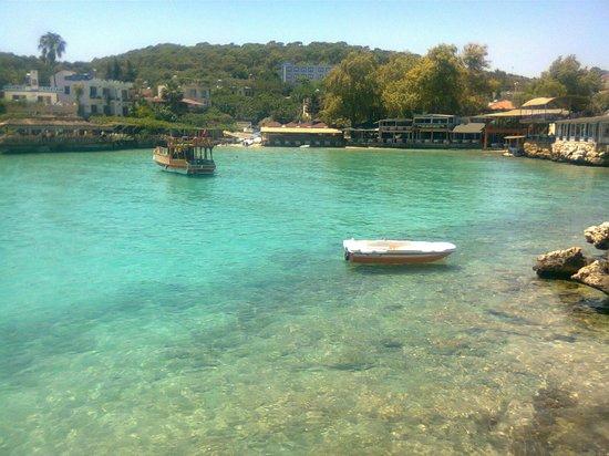 Silifke, Turkey: sailing in Narlikuyu