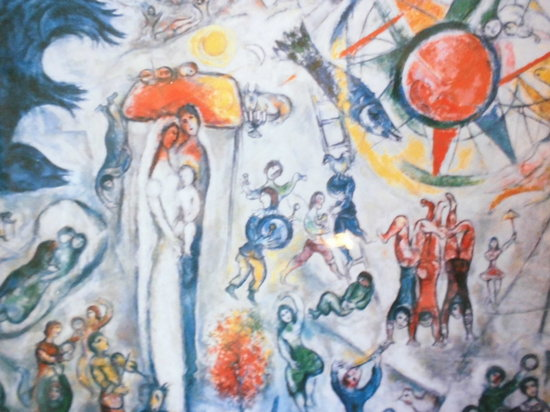 Fondation Maeght : Chagall