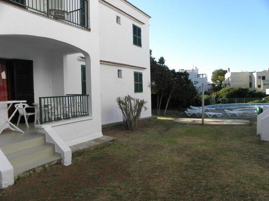 Biniforcat Hotel: Apartamento e 1 das Piscinas