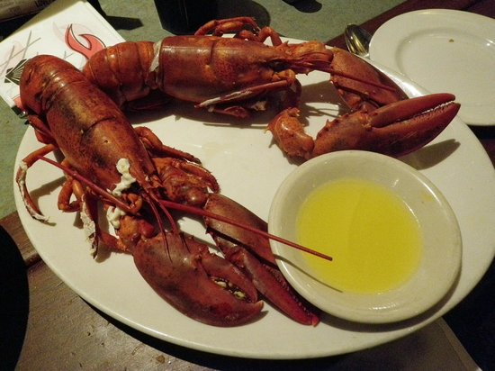 Mount Vernon Restaurant: Twin Lobsters for $15 can't be beat!!!!